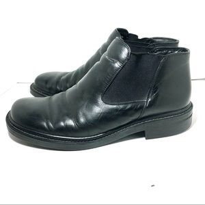 Vintage Bostonian Strada  Leather Ankle Boots Sz12